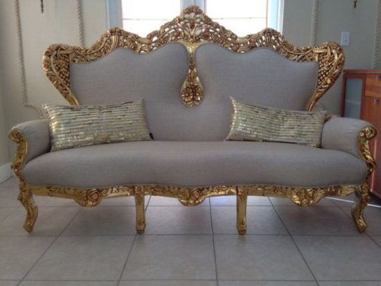 Best of antique couch sofa and settee styles bring back the good old days best sofas Antique loveseat styles