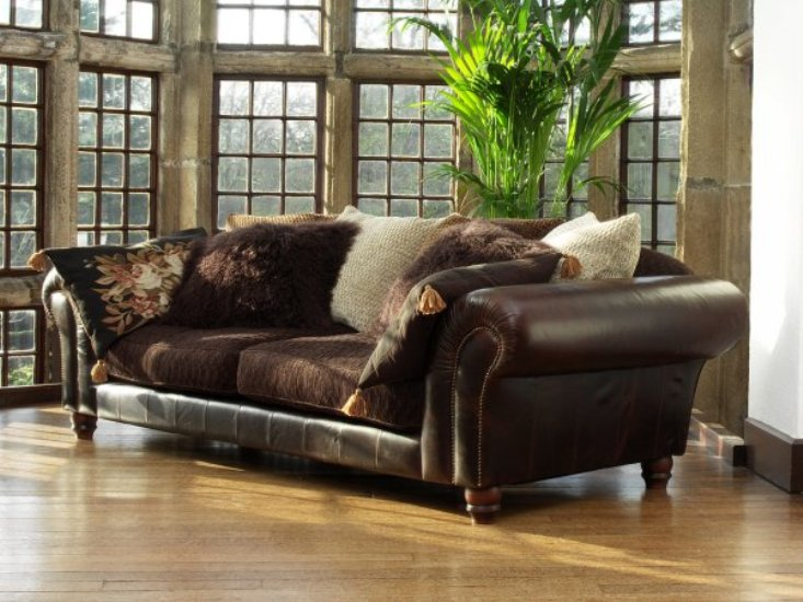 Leather Sofa amp Fabric Reasons To Fall In Love With