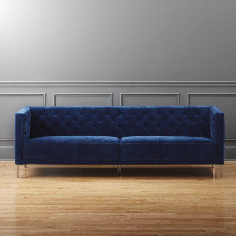 Modern sofas extremely sophisticated mid century sofas for Modern loveseat