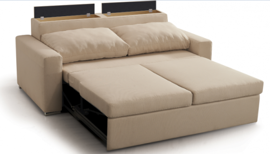 Sleeper sofa the ultimate 6 modern sleepers for small spaces and apartments sleeper sofa - Contemporary sofas for small spaces paint ...