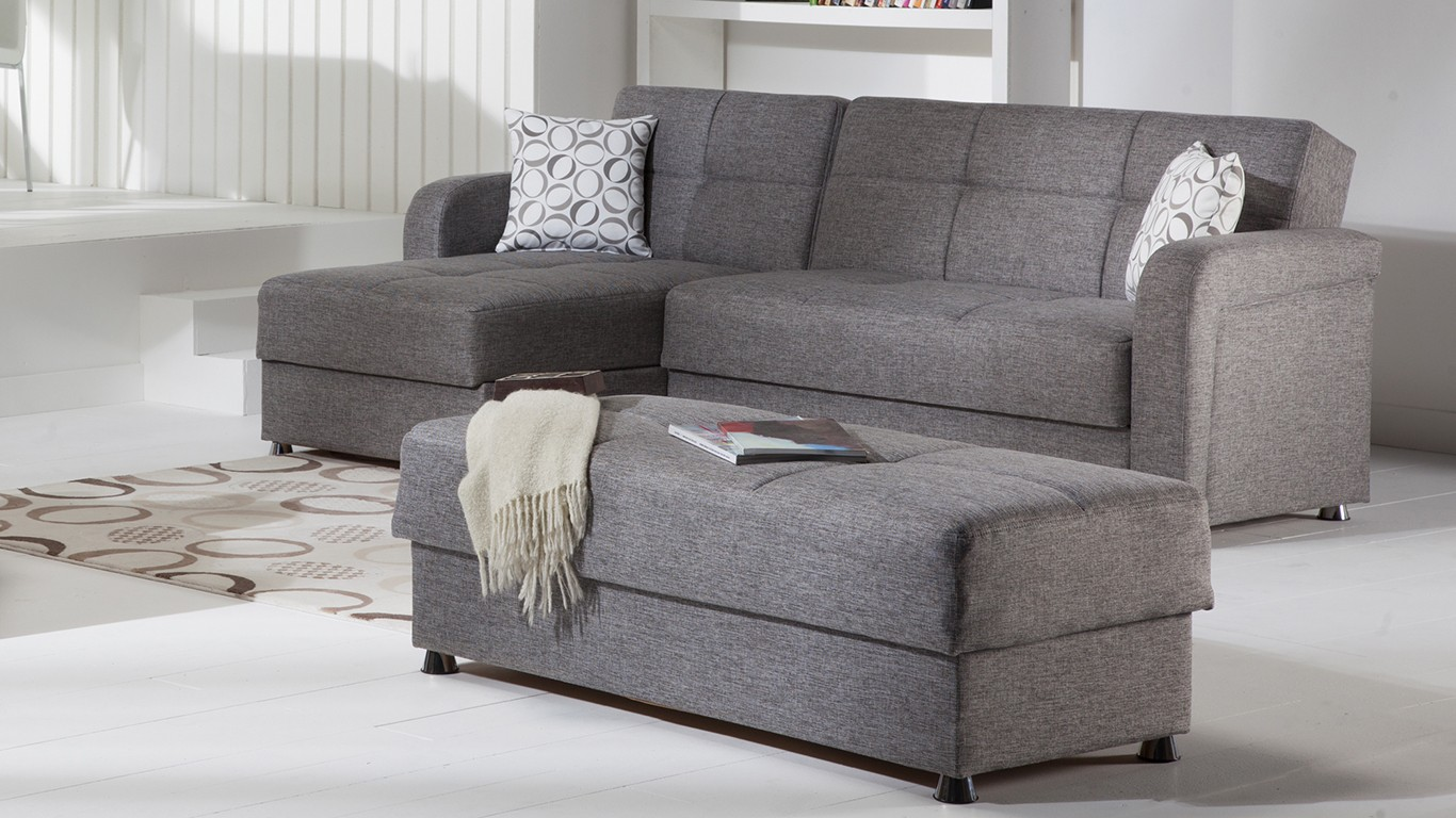 Sleeper sofa the ultimate 6 modern sleepers for small Small modern sofa