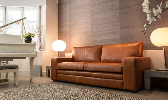The Best Leather Sofas For Elegantly Comfortable Experience In 2017