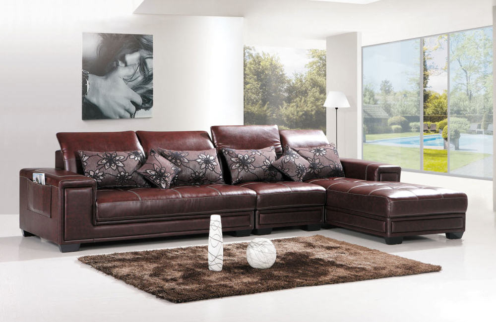 Brown Leather Futon Sofa Bed Images Costco