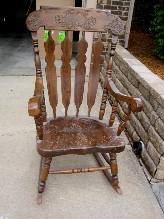Antique Press Back Chair Designs You Will Admire Accent