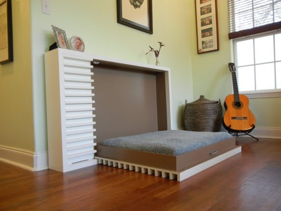 Creative Ways to Hide a Bed or a Sofa Bed