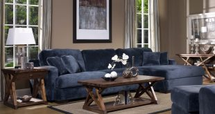 Denim Blue Sofas for Uniquely Timeless Look in your Living Space