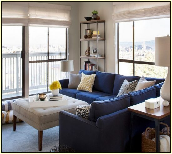 Denim Blue Sofas for Uniquely Timeless Look in your Living Space ...