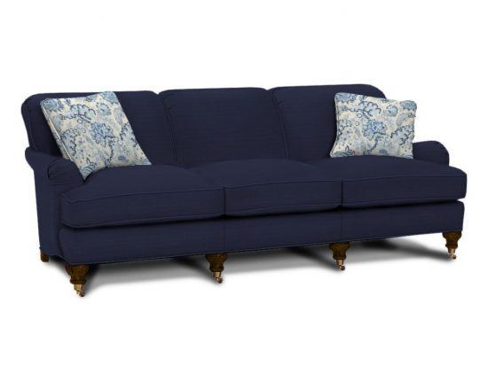 Denim blue sofas for uniquely timeless look in your living for Sofa timeless