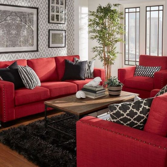 Incredible effects to create in your living room today for Good sofas for small living rooms