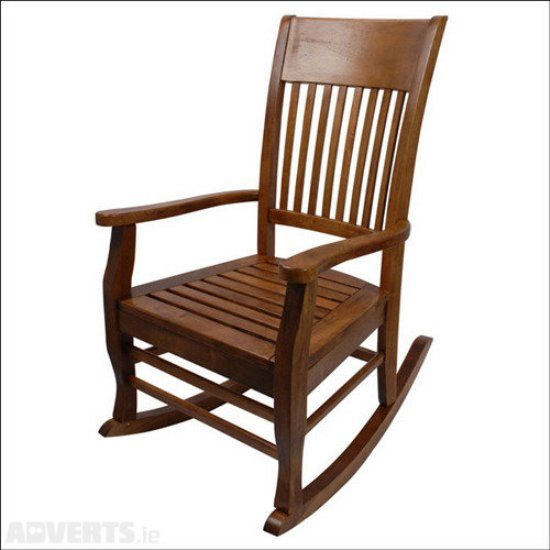 Rocking Chair: Enhance the Peaceful Look of Your Space with This Amusing Piece