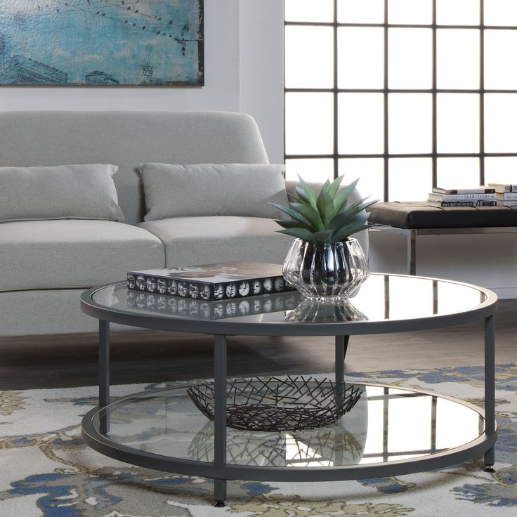 The suitable coffee table for your sofa and living space 2 for Living spaces sofa table
