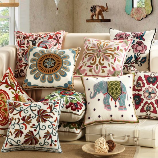 Types Of Cushions All Of What You Need To Know About Them