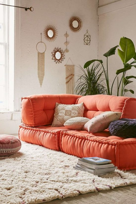 Unusual Sofa and Futon Designs You Should Try