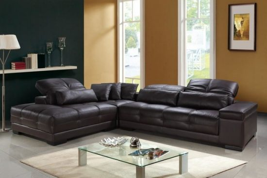 What to expect from your new genuine leather sofa for Genuine leather sectional sofa toronto