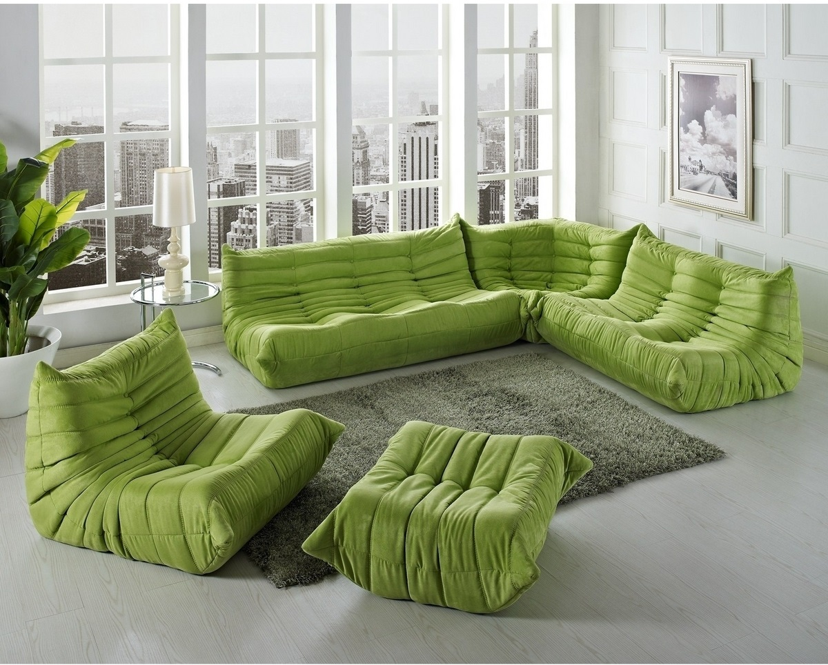 Add comfort and elegance to your home with wide sectional for Wide couches