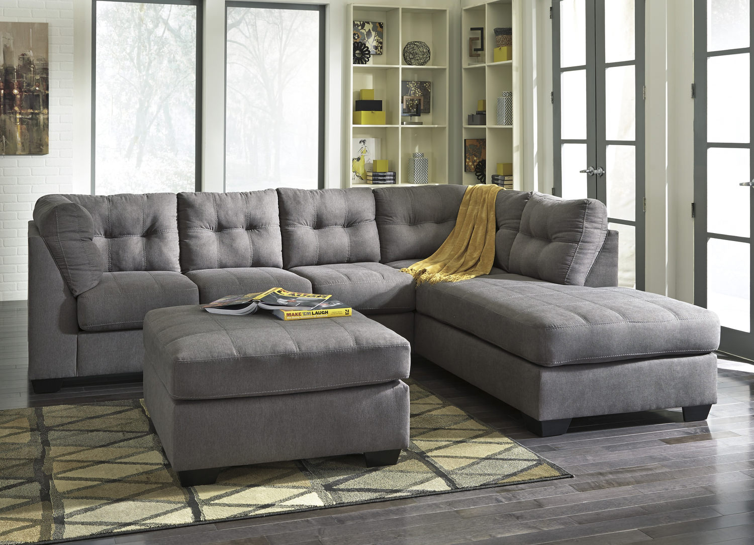 Gray Corner Sofas U2013 Lead You To Trendy Fashionable World