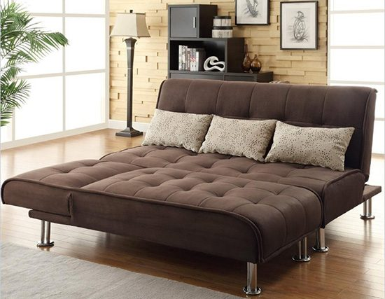 Pull-out Sofa beds; A clever solution for 2017 stylish homes