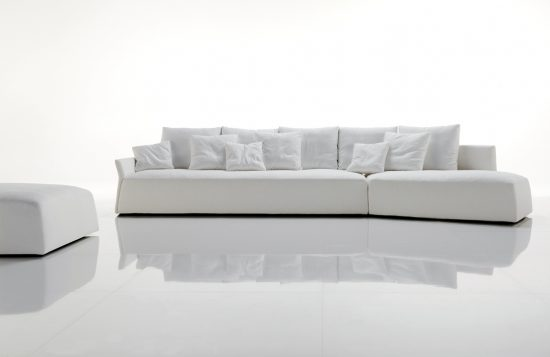 White Corner Sofas A Sign Of Elegance Pureness And