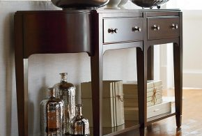 2018 Console tables - versatility and functionality with style
