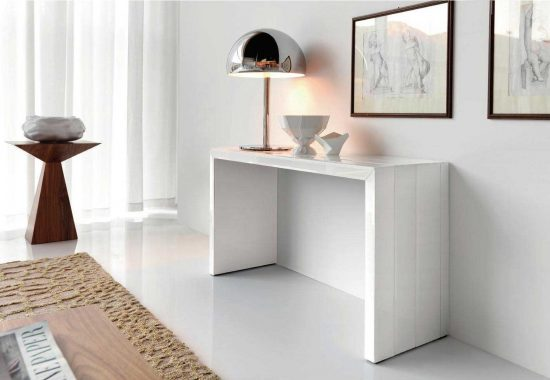 2017 Console tables versatility and functionality with style
