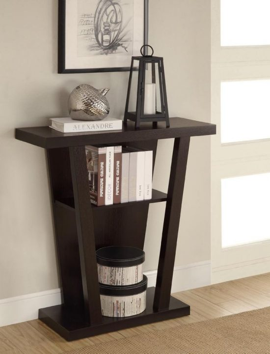 Creative uses for console tables inside homes for more functionality and style