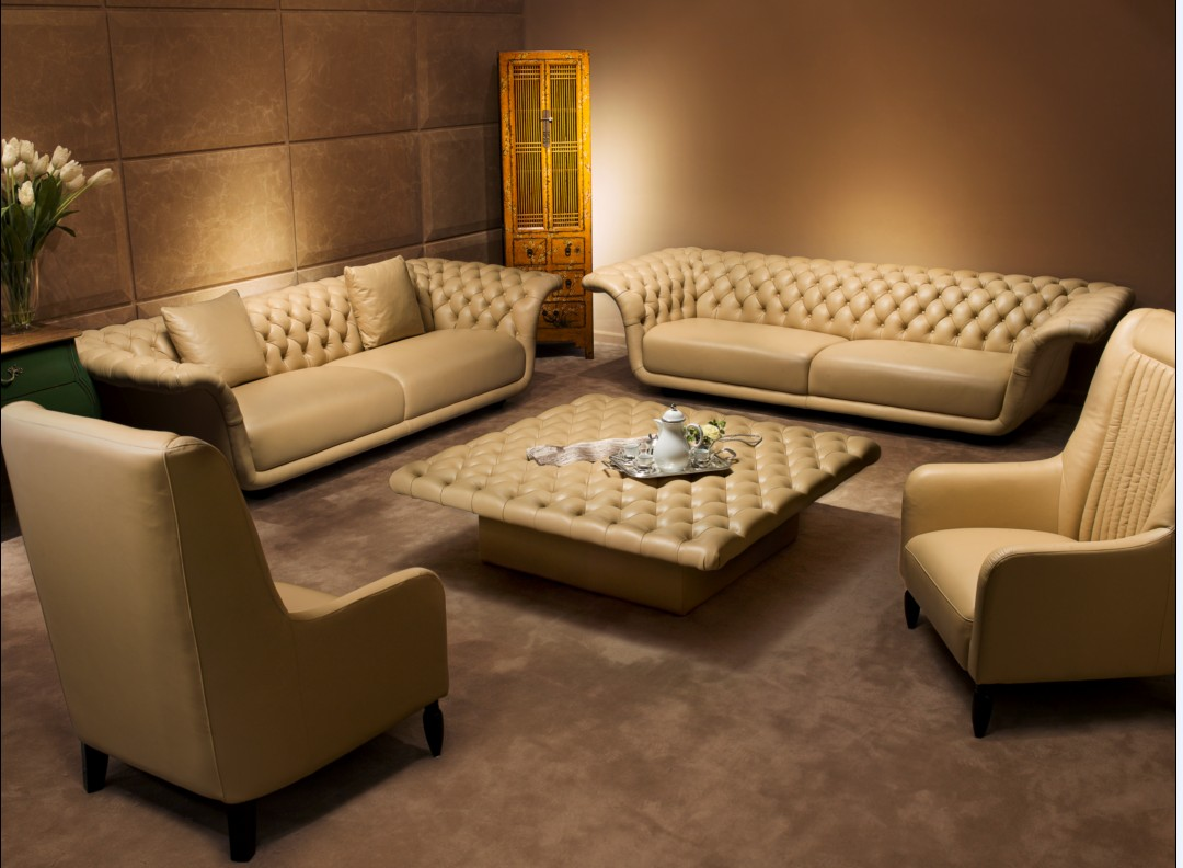 Enjoy The Magnificent Look Style And Comfort Of 2018 Leather Sofa