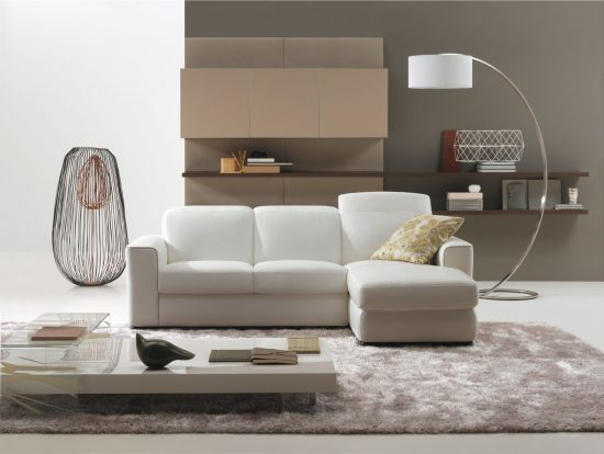 Get a fresh and soft look with 2017 white sofa tables