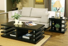 Get amazing functionality yet decorative look with 2018 sofa table