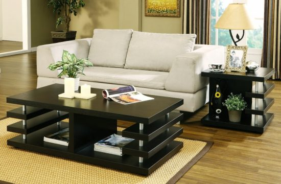 Get amazing functionality yet decorative look with 2017 sofa table
