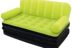 Inflatable sofa beds - your new trendy pieces in 2018
