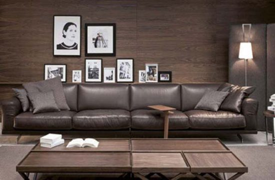 Keep your precious leather sofa elegant with 2017 new covers