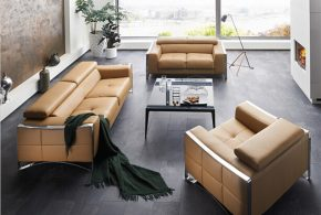 Modern Sofa Set - A Stylish Comfortable Statement at Today's Homes