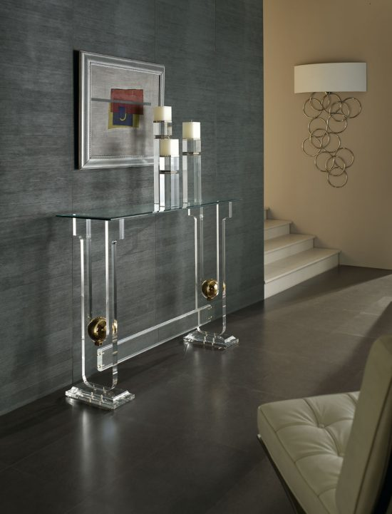 Modern console tables a sleek choice for stylish modern homes 25 ...