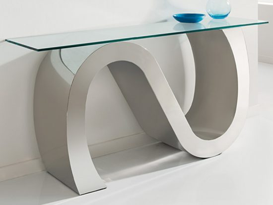 Modern console tables a sleek choice for stylish modern homes