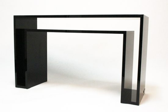 Modern console tables a sleek choice for stylish modern homes 32 ...