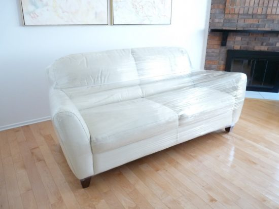 Plastic Sofa Covers Are Back For Keeping Your Indoor And