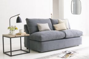 Small sofa beds - trendy comfortable pieces for small functional apartment