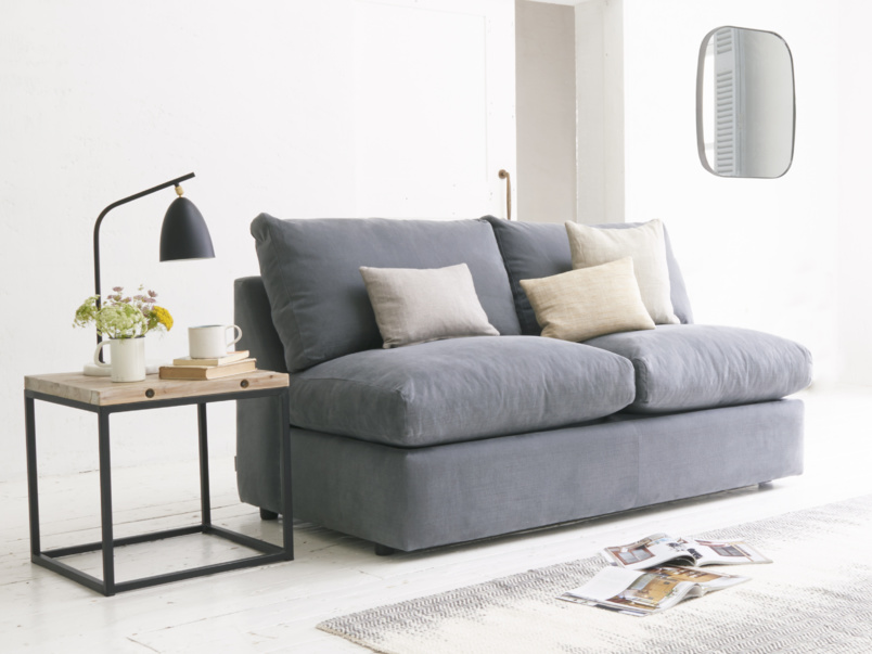 Small Sofa Beds Trendy Comfortable Pieces For Small