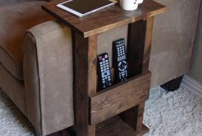 Sofa Side Tables - The Final Decorative and Functional Touch into Your Living Space