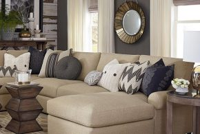 Sofa end tables come back in 2018 market for a stylish living space