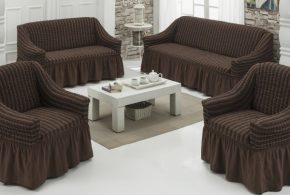 Stretch sofa covers - a perfect solution for every living space's furniture