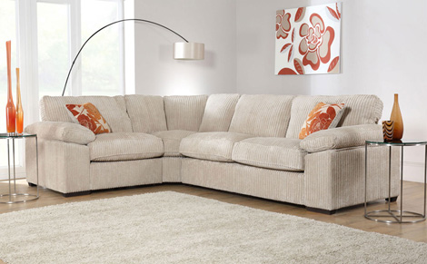 Choose the perfect corner sofa to enhance your home beauty