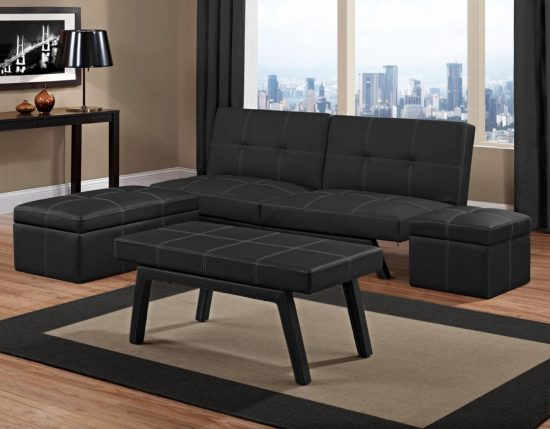 Enhance your small space value with the incredible futon sofa bed