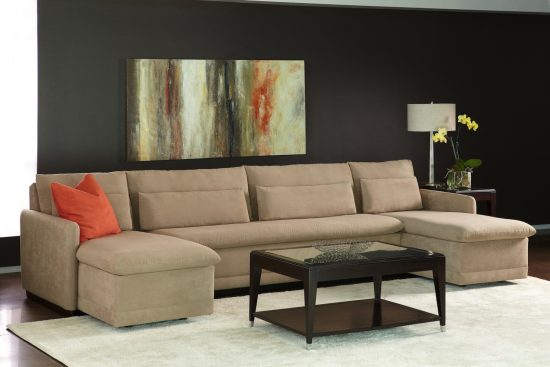 Sectional sleeper sofa; the ideal choice for trendy homes