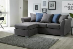 Add a charming style to your interior home with 2018 3 Seater Sofa Bed