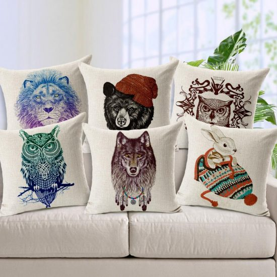 Creative sofa cushions ideas to make your sofa look new again