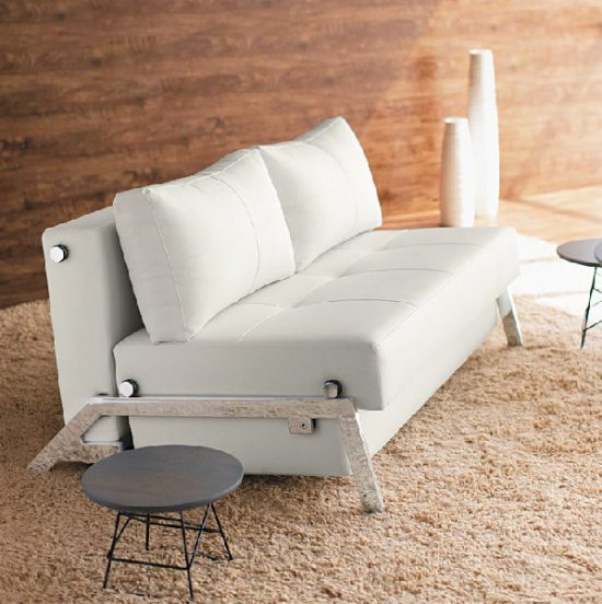 Double Sofa bed; a good solution for all