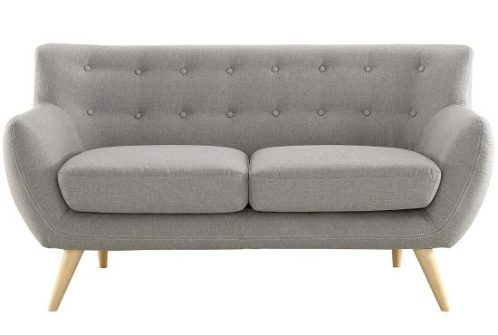 Modway Remark Sofa In Light Gray