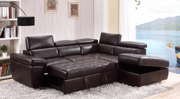 Why To Choose A Leather Sofa Bed Bed