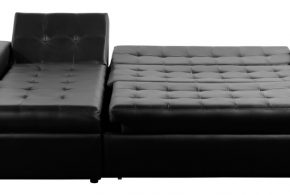 2018 black sofa bed - elegance, beauty, and durability